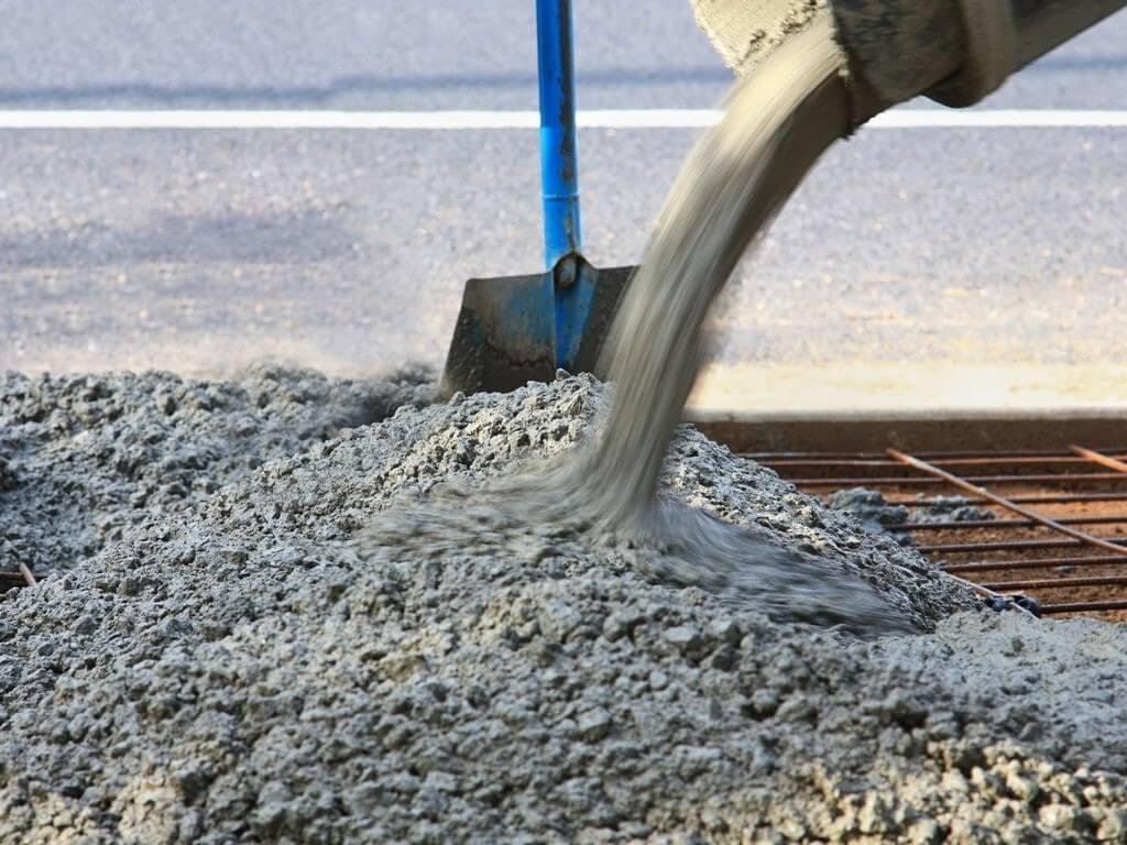 Использованный бетон упрочнители бетона