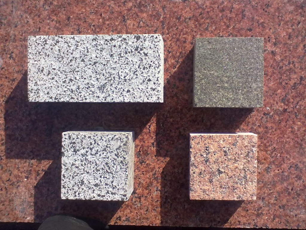 бетон из гранита