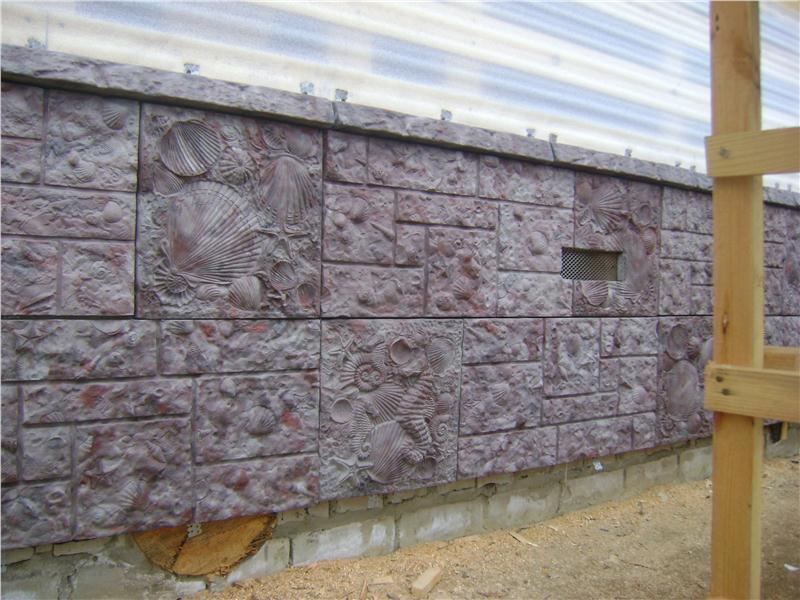 окатышный бетон технология
