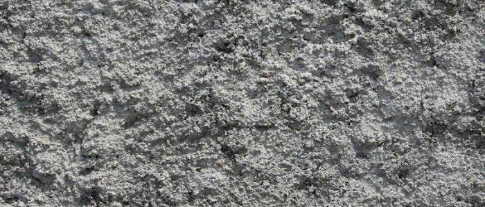 Фракция мелкозернистого бетона потолок цвета бетона