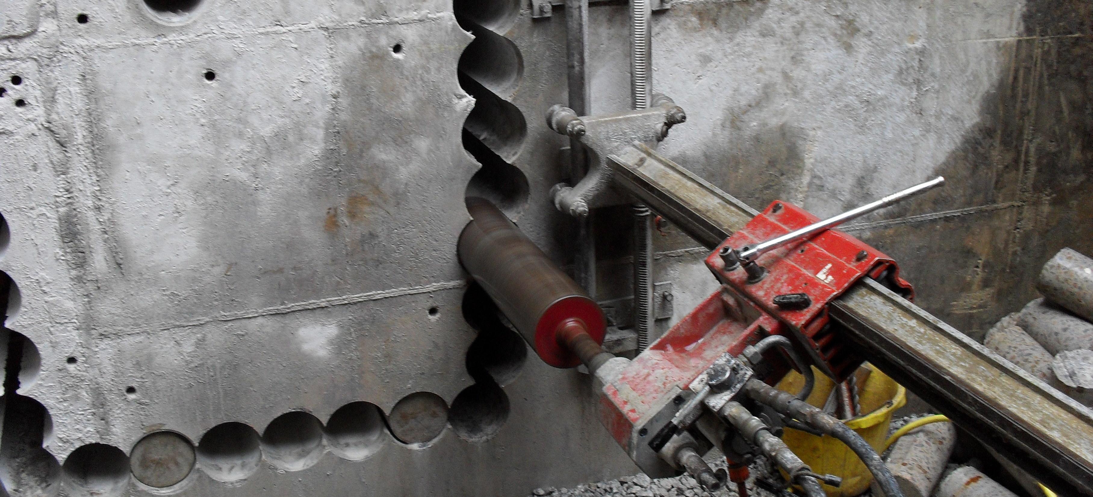 Алмазное сверление бетона бетон в чебоксарах с доставкой купить