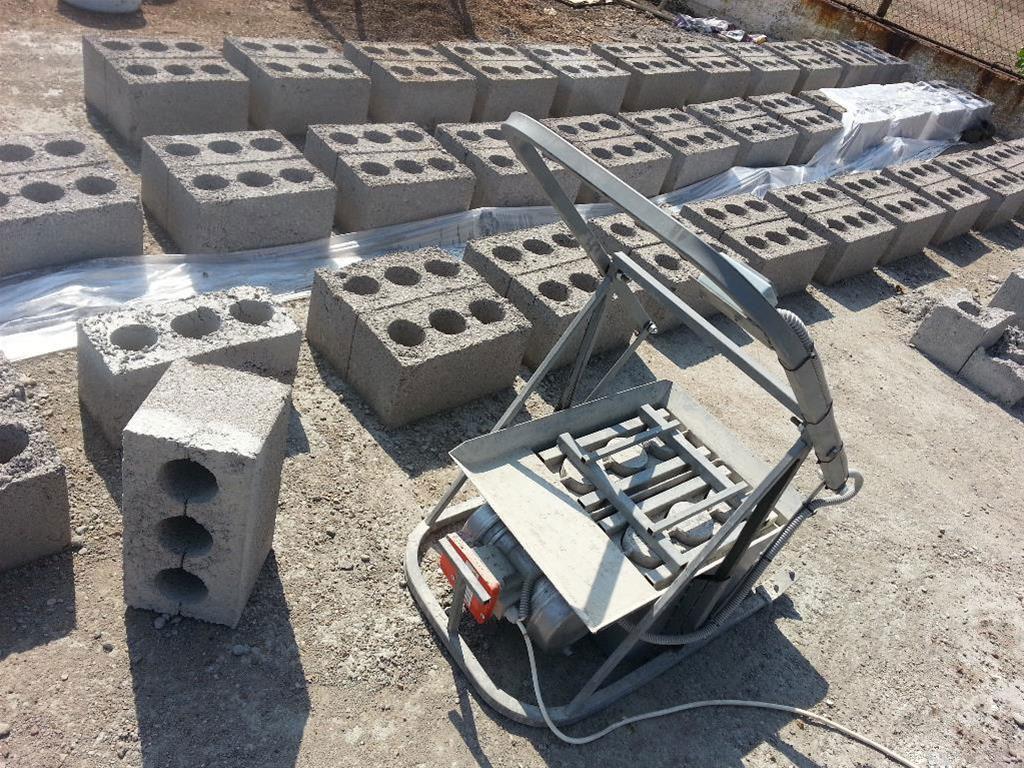 керамзитобетонные блоки своими руками оборудование