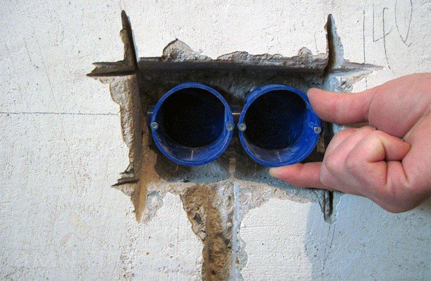 Розетки в бетон купить бетон в копейске с доставкой