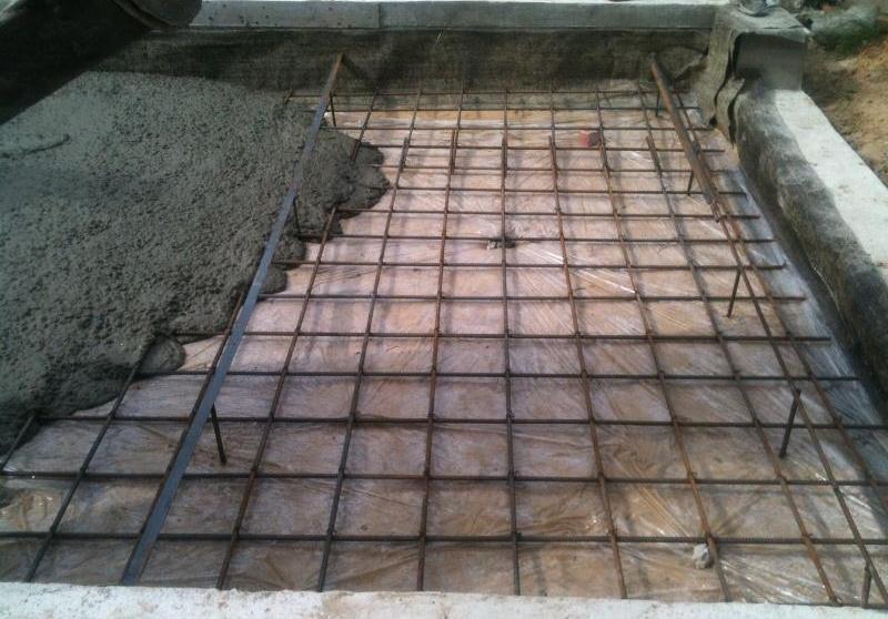 Кровля на бетон бетонные смеси в минске