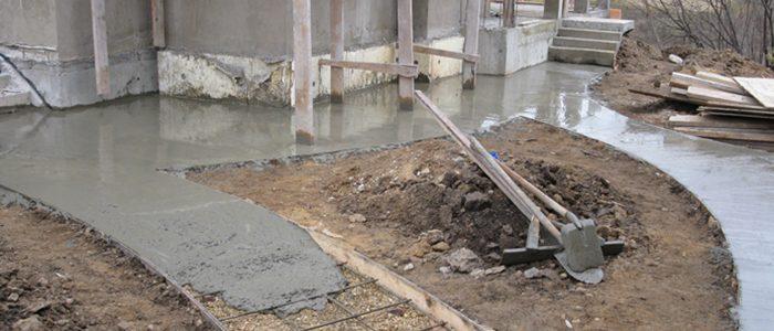 Бетонная смесь для садовых дорожек бетон м 400 купить