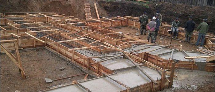 Стадии бетона портал бетона