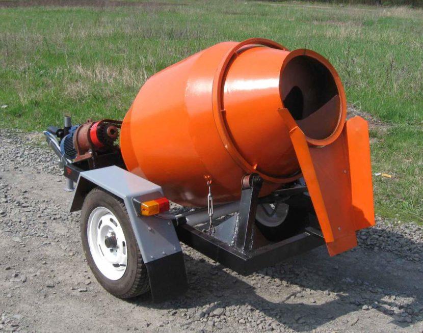 Как приготовить цементный раствор в бетономешалке завод бетон нова