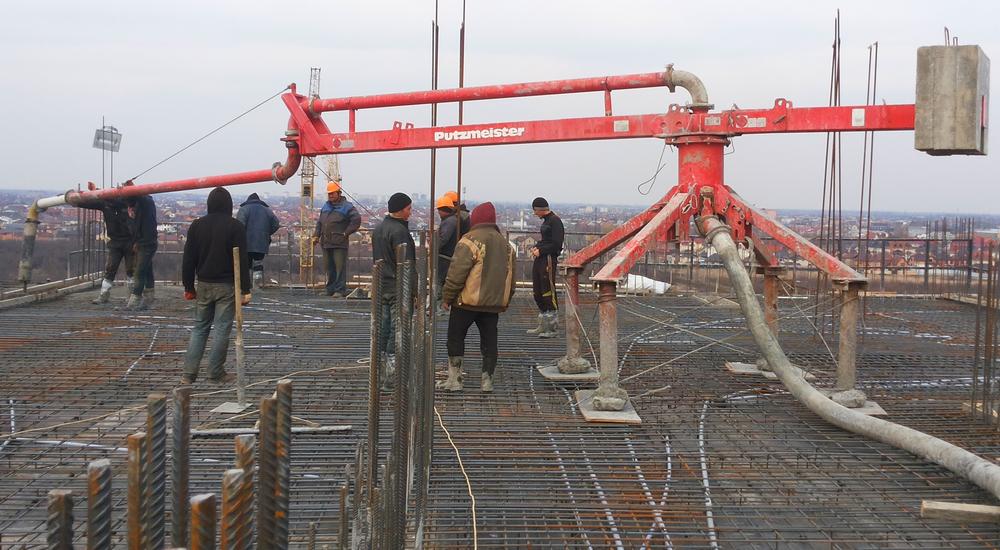 Механизированная подача бетона где купить в екатеринбурге бетон