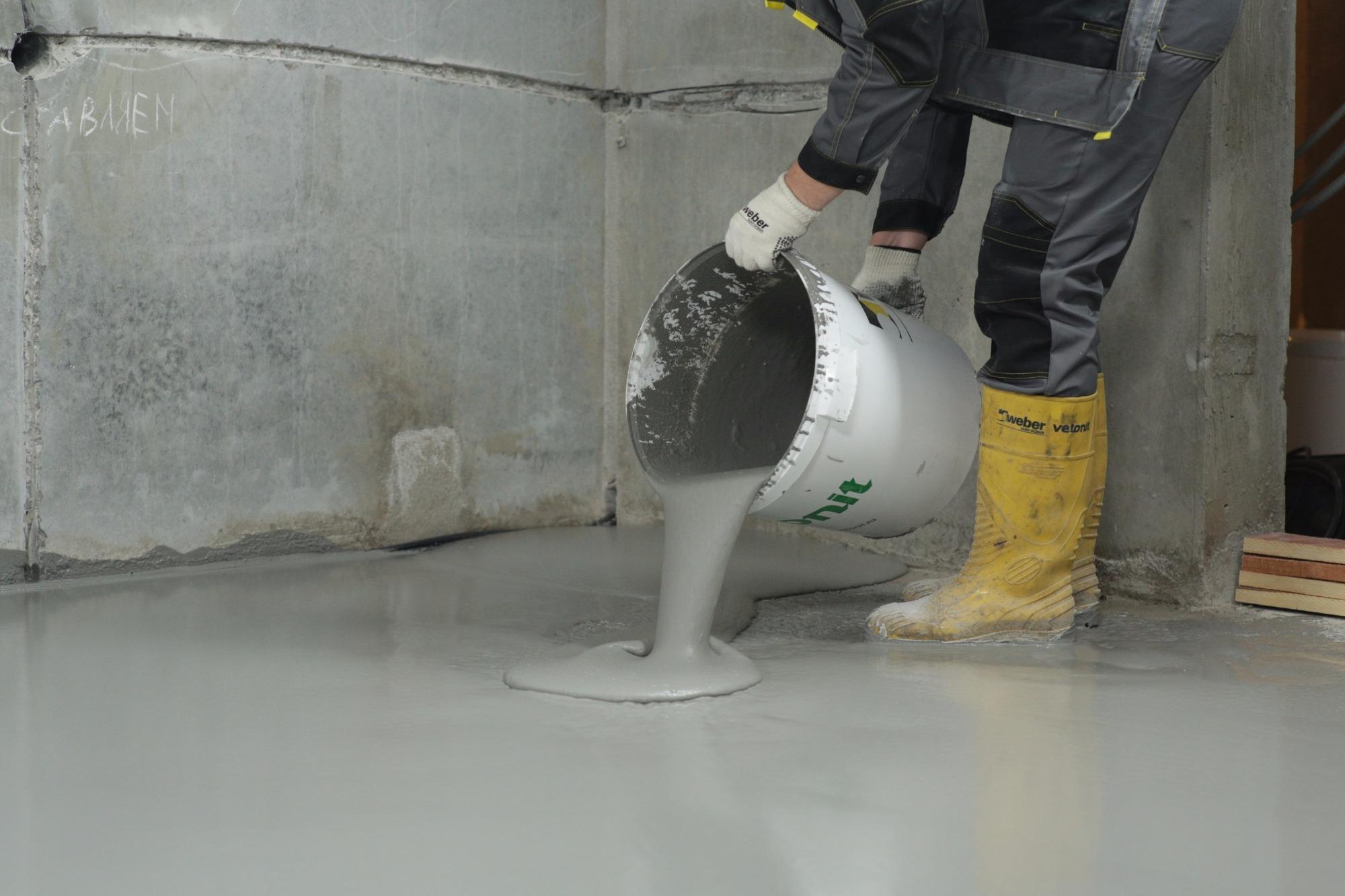 Молочко на бетоне цементный раствор для кладки кирпича пропорции