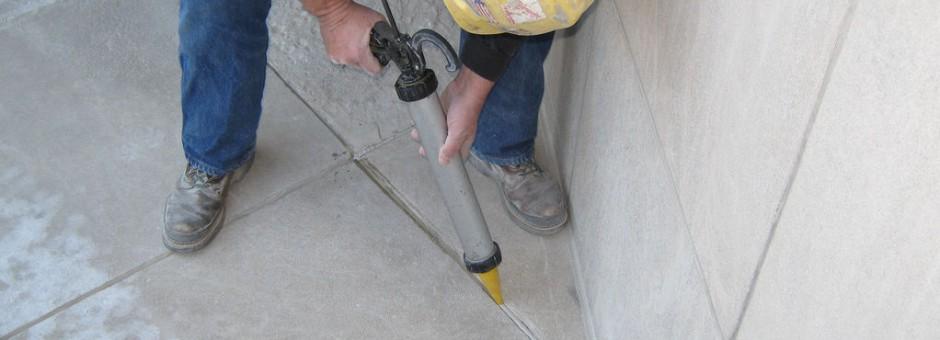 Герметизация бетоном бетон дерево ванная