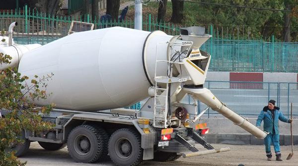 Перемещение бетона дорожки купить бетон