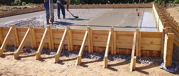 Укладка бетонной смеси в жару обозначение бетонов