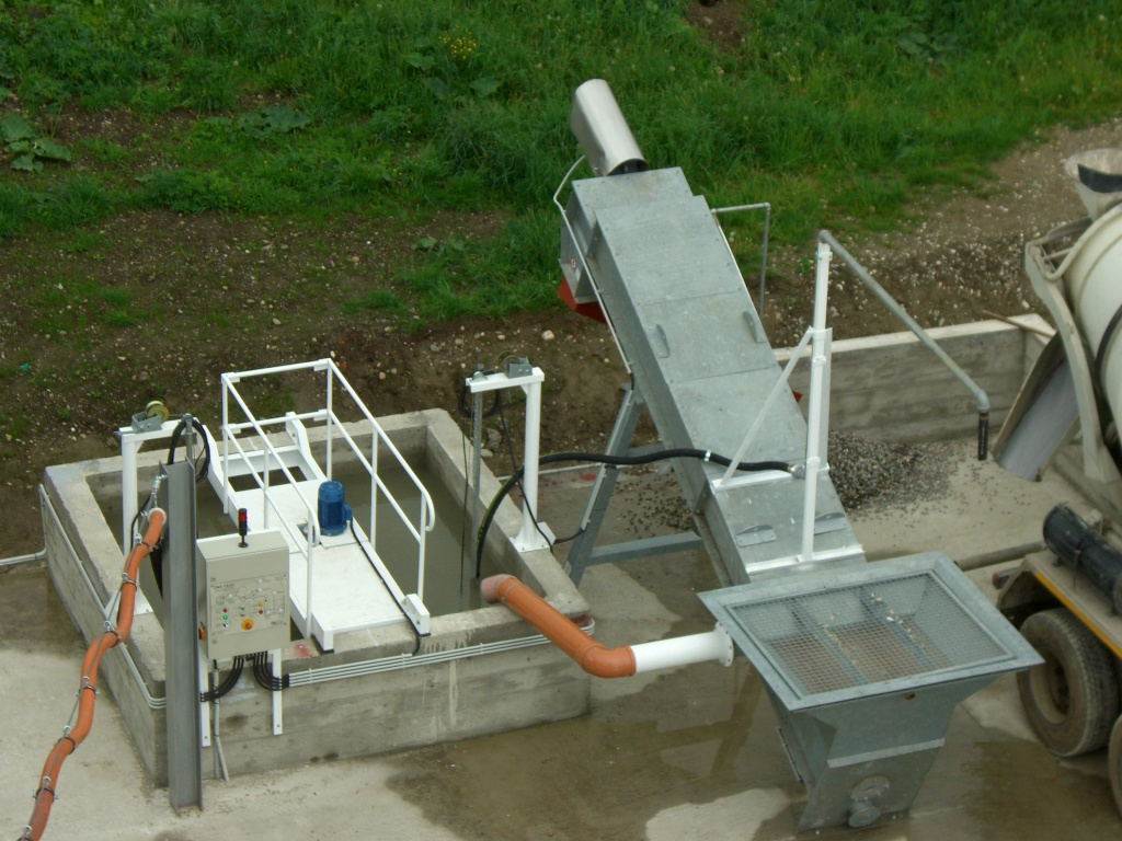 Рециклинга бетона мпк бетон