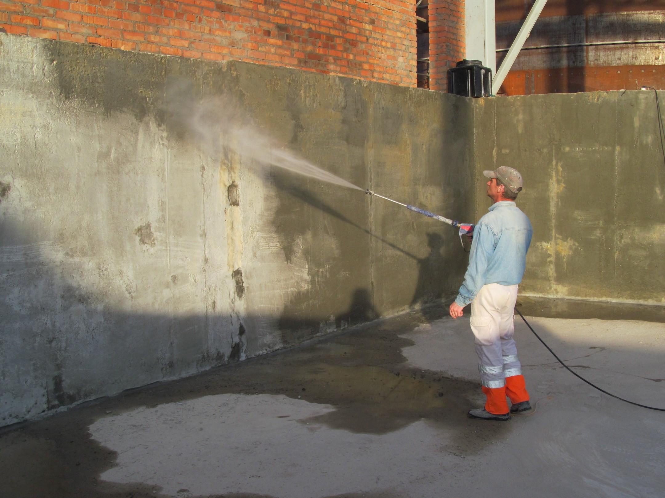 химическая гидроизоляция