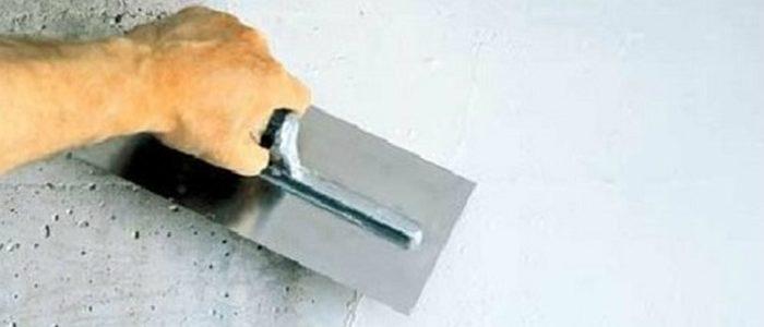 Адгезия к бетону самовосстанавливающегося бетона