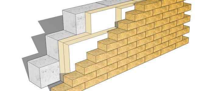 Толщина несущей стены из керамзитобетона купить бетон в пильне