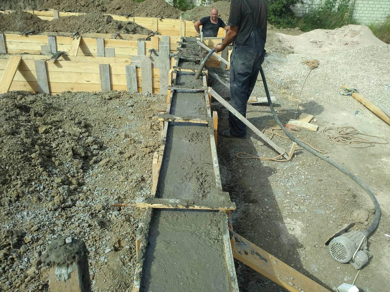 Расслоение в бетонной смеси крепкий раствор цементный